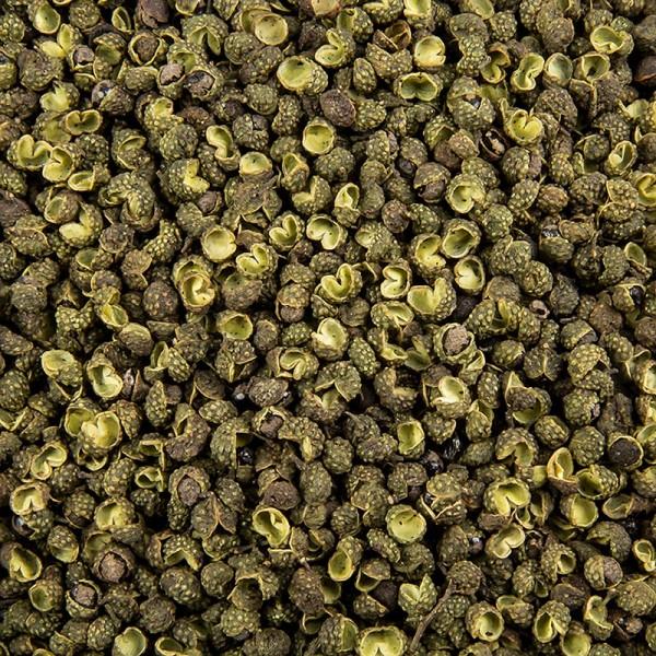 Gewürzgarten Selection - Sichuan Pfeffer grün - Szechuan Pfeffer,Chinesischer Bergpfeffer handverlesen