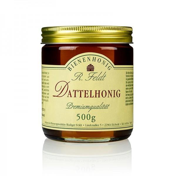 R. Feldt Bienenhonig - Dattel-Honig Thailand dunkel flüssig harmonisch