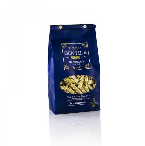 Pastificio Gentile Gragnano - Pastificio Gentile Gragnano IGP - Tortiglioni bronzegezogen