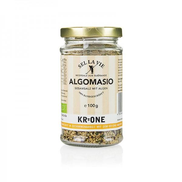 Sel la Vie - Algomasio Sesamsalz mit Algen Sel la Vie BIO