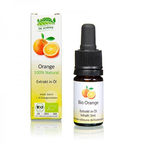 Die Scheune - Natürliches Orangen Aroma Die Scheune BIO