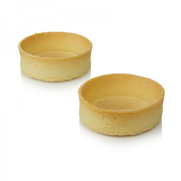 Filigrano - Dessert Tartelettes - Filigrano rund ø 5.3cm H 1.7cm Mürbeteig