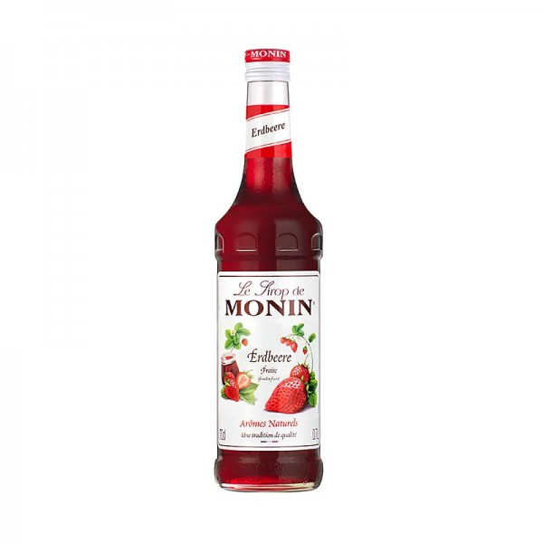 Monin - Erdbeer-Sirup