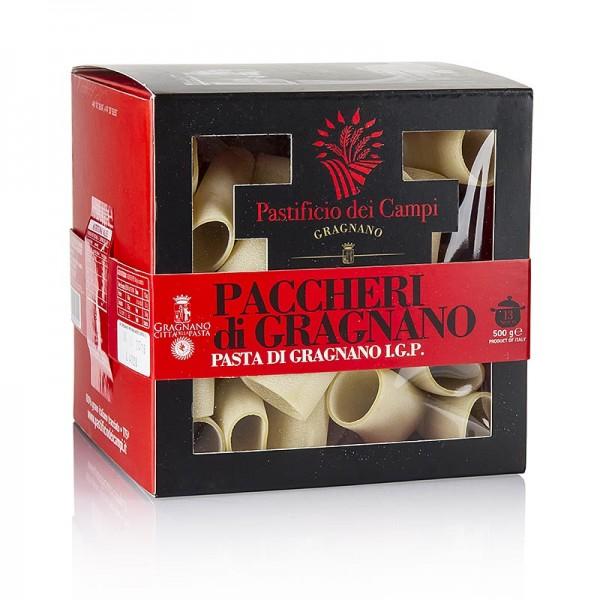 Pastificio dei Campi - Pastificio dei Campi - No.55 Paccheri Pasta di Gragnano IGP halbe Canneloni