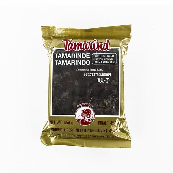Global Foods - Tamarinde im Block ohne Kerne