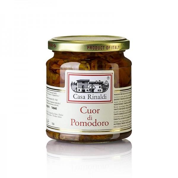 Casa Rinaldi - Halbgetrocknete Tomaten in Olivenöl Casa Rinaldi