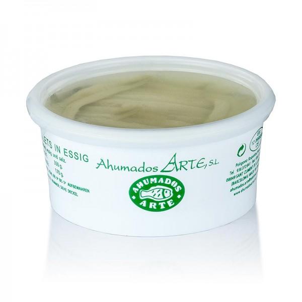 Ahumados Arte - Sardellenfilets in Essiglake weiß