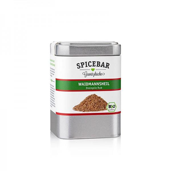 Spicebar - Spicebar - Waidmannsheil Steinpilz Rub 80g BIO