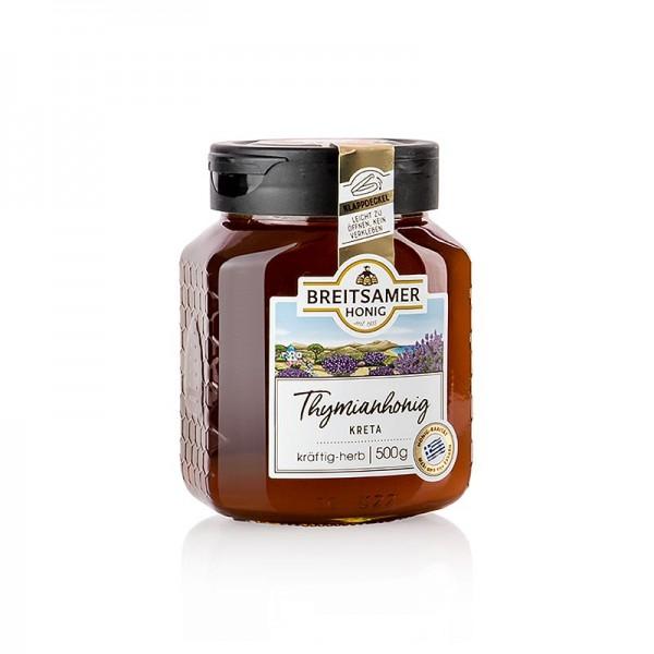 Breitsamer Honig - Breitsamer Honig Mediterraner Sommer Thymian aus Kreta 500g