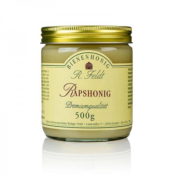 R. Feldt Bienenhonig - Raps-Honig Norddeutschland weiß cremig feinblumig mild