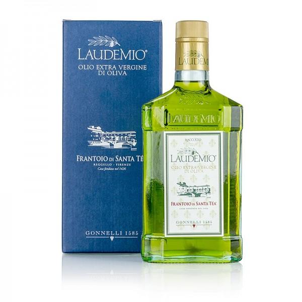 Gonnelli - Il Laudemio Olivenöl Extra Vergine grüne Oliven Santa Tea Gonnelli