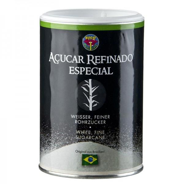 Deli-Vinos Patisserie - Rohr-Zucker Spezial weiß fein für Cocktails Brasilien