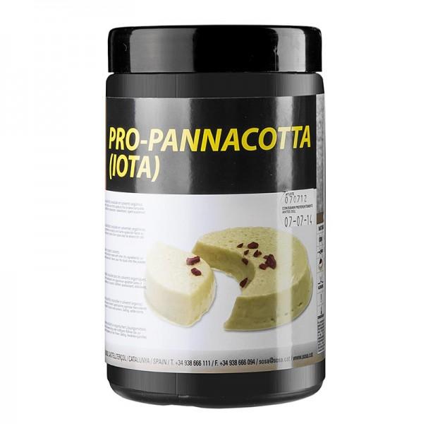 Sosa - Pro Pannacotta (Carrageen) Stabilisator E 407