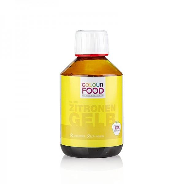 colour food colour food lebensmittelfarbe zitronen gelb flussig vegan