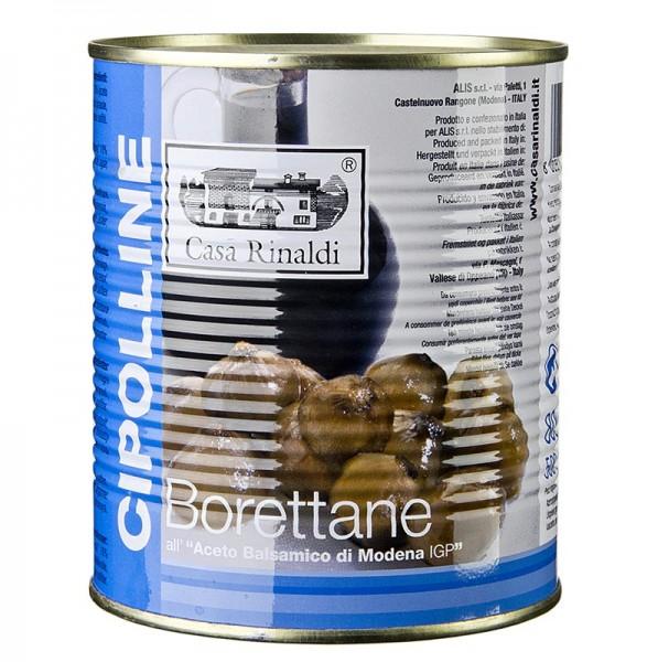Alis - Zwiebeln in Aceto Balsamico - Cipolline Borettane Alis