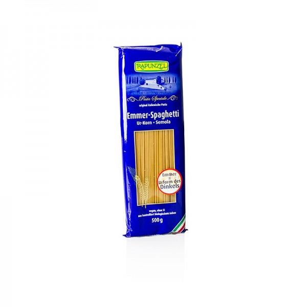 Rapunzel - Rapunzel Emmer Nudeln - Spaghetti Semola BIO