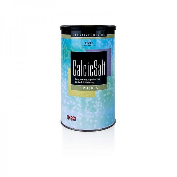 Creative Cuisine - CalcicSalt Spherifikation