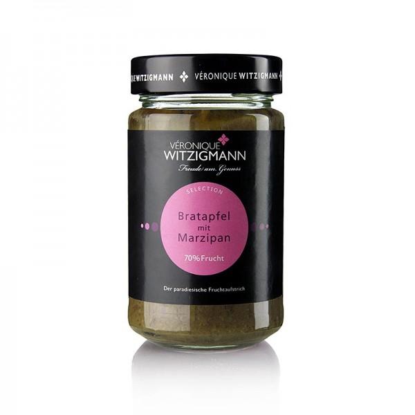 Veronique Witzigmann - Bratapfel mit Marzipan - Fruchtaufstrich