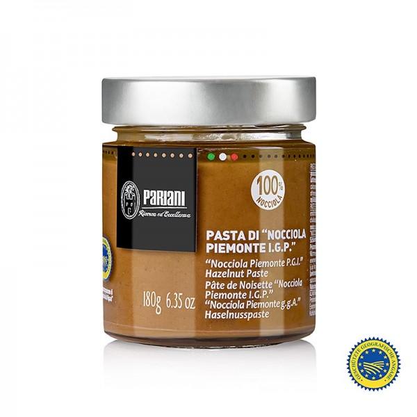 Pariani - Haselnusspaste 100% Piemonteser Haselnüsse IGP Pariani