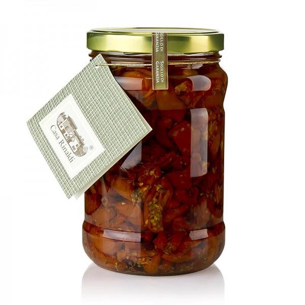Casa Rinaldi - Halbgetrocknete Tomaten in Sonnenblumenöl Casa Rinaldi
