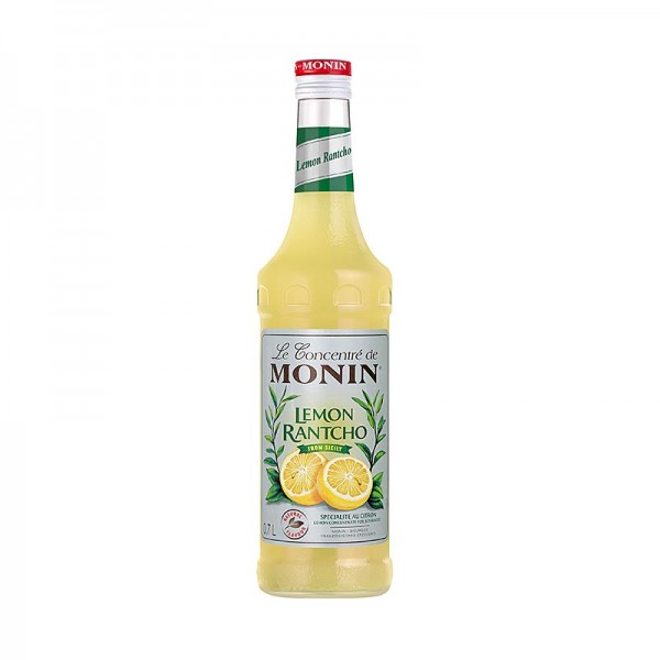 Monin - Rantcho Zitronensaft Konzentrat
