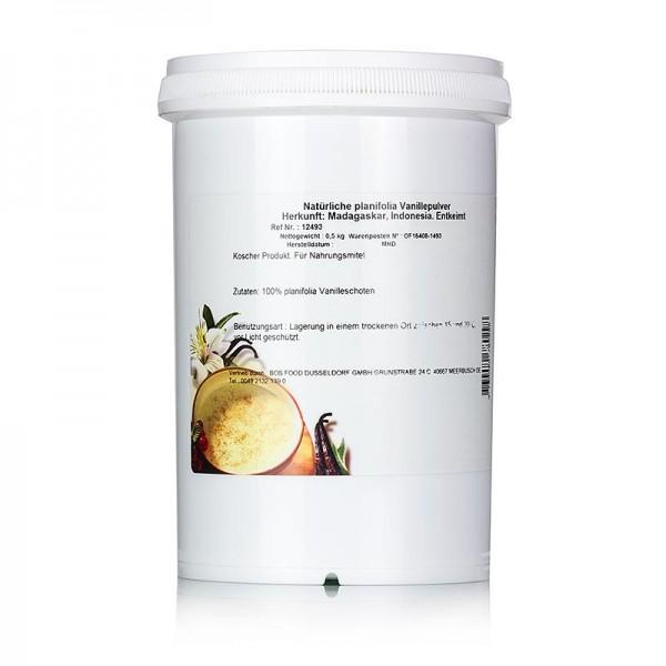 Deli-Vinos Backzubehör - Vanille (Planifolia) gemahlen