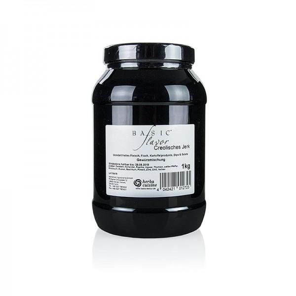 Herbacuisine - BASIC Flavor - Creolisches Jerk Gewürzmischung