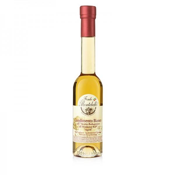 Fondo Montebello - Condimento Balsamico Bianco