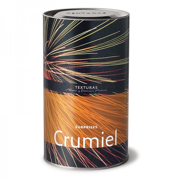 Texturas Albert y Ferran Adria - Crumiel (kristallisierter Honig) Texturas Surprises Ferran Adrià