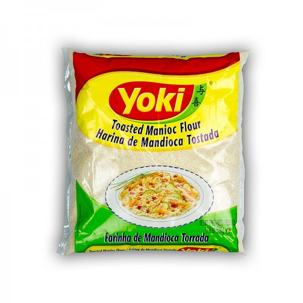 Yoki - Maniok Mehl geröstet