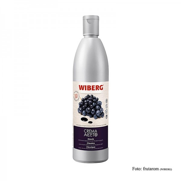 Wiberg - WIBERG Crema di Aceto Klassik Squeeze Flasche