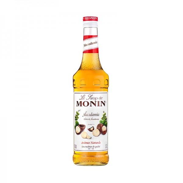 Monin - Macadamia-Nuss-Sirup