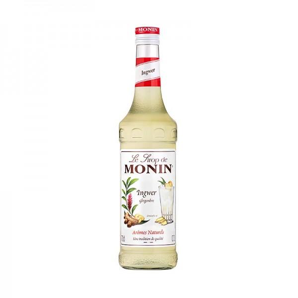 Monin Sirup - Ingwer-Sirup