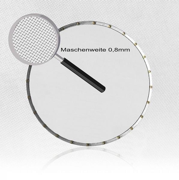 Deli-Vinos Kitchen Accessories - Ersatz-Sieb für Passiersieb (Art.35345) ø 30cm 0.8mm Maschenweite