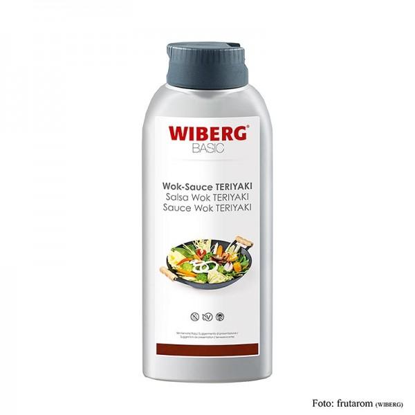 Wiberg - WIBERG BASIC Wok Sauce Teriayaki Squeezeflasche