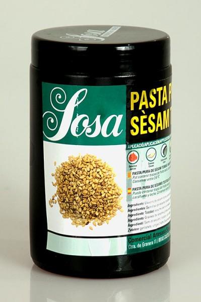 Sosa - Paste - Sesam ungeschält geröstet 100% Sesam Torrat