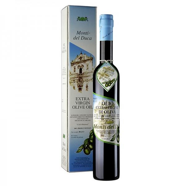 Caroli - Olivenöl 1.Pre. 0.5 L. Auslese Monti del Duca Stefano Caroli