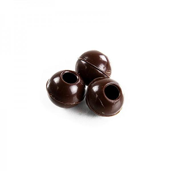 Läderach - Trüffel-Hohlkugeln Zartbitterschokolade ø 20mm Läderach