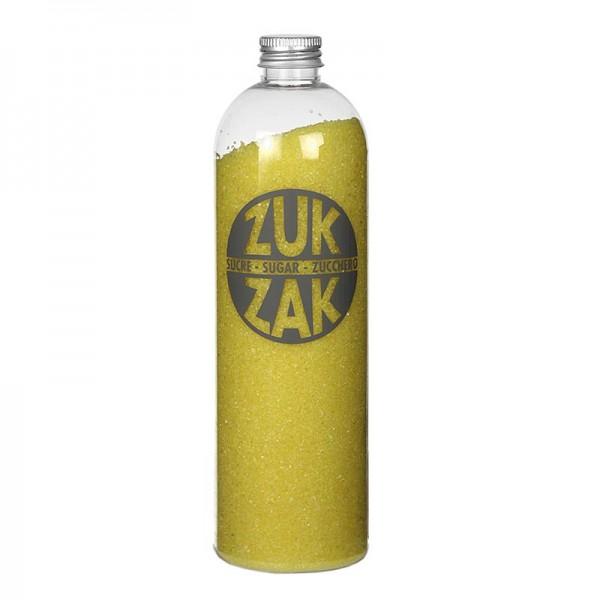 Deli-Vinos Patisserie - Farbiger Kristallzucker - ZUK ZAK gelb