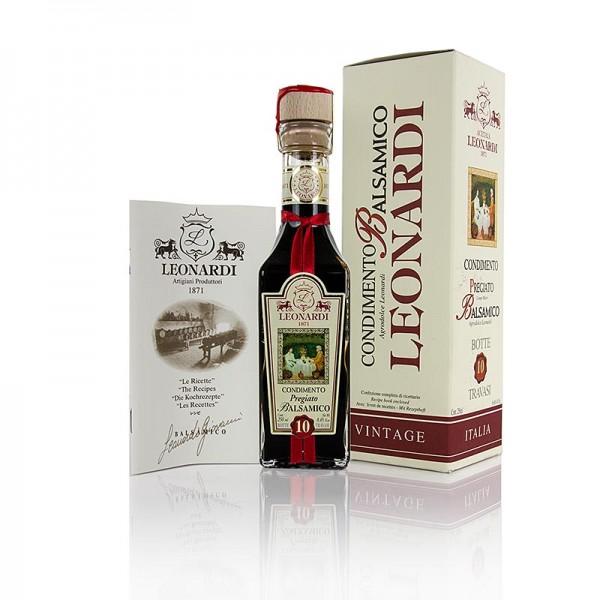 Leonardi - Leonardi - Condiment Balsamico Pregiato 10 Jahre