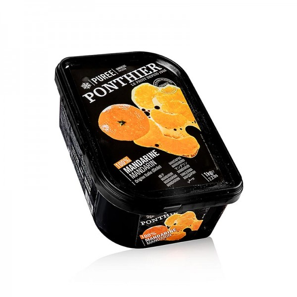 Ponthier - Ponthier Mandarinen Püree 100% Frucht TK