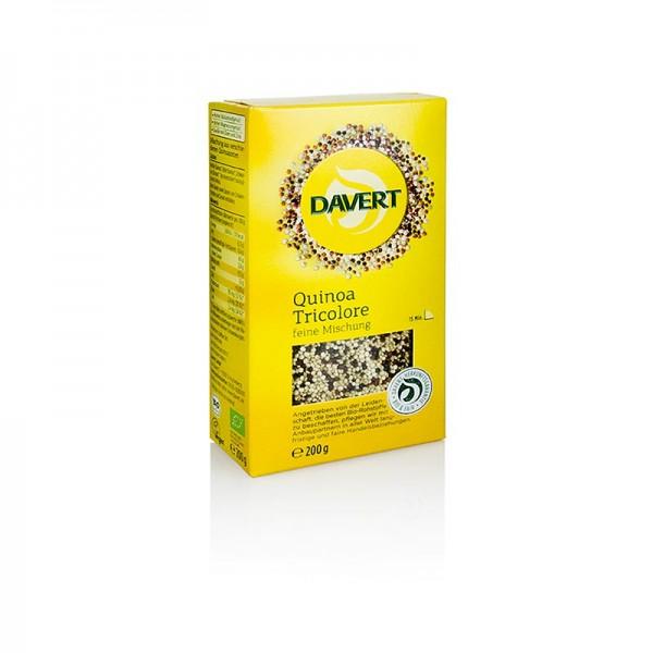 Davert - Quinoa ganz Tricolore Davert BIO