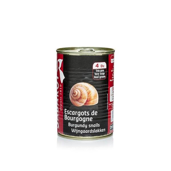 Sabarot - Burgunder-Schnecken extra groß