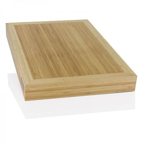 Chroma - Chroma CB-01 Butcher Board Schneidebrett Bambus Maße 30x45x5cm