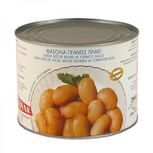 Zanae - Riesen-Bohnen in Tomatensauce Palirria Griechenland