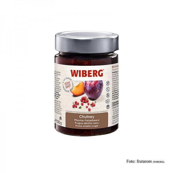 Wiberg - WIBERG Chutney Pflaume-Preiselbeere