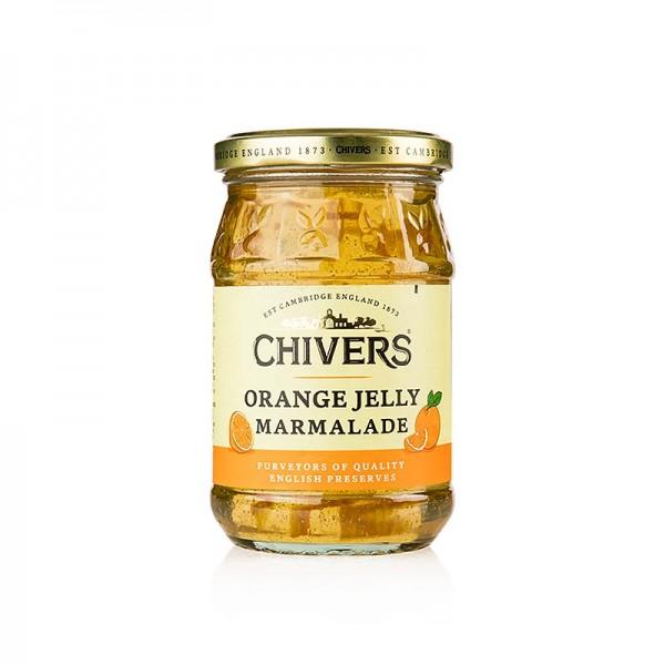 Chivers - Orangen Marmelade - Gelee mit feingeschnittener Orangenschale Chivers