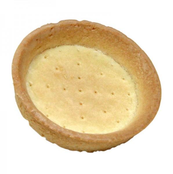 Hug - Dessert-Tartelettes - Classic rund ø 7.6cm H 1.8cm Mürbeteig