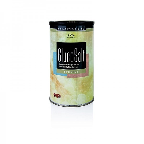 Creative Cuisine - GlucoSalt Spherifikation