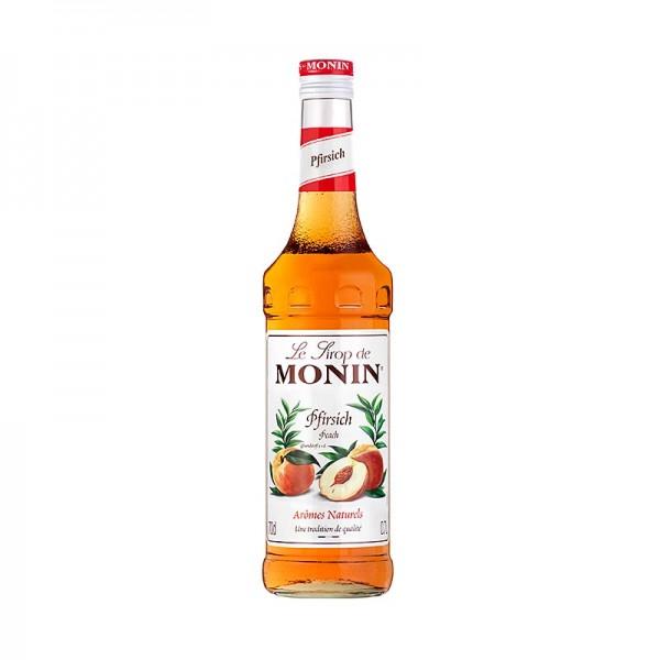 Monin - Pfirsich-Sirup
